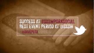 #sxswporksocial Party Ratifies Pork Social Constitution