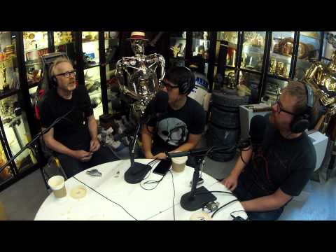Edge of Tomorrow SPOILERCAST - Still Untitled: The Adam Savage Project - 6/24/2014