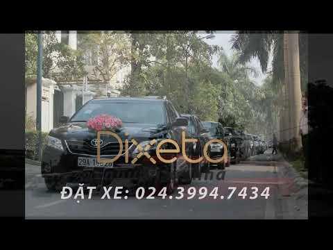 Dịch vụ cho thuê xe ô tô tại sài gòn | Dixeta.com
