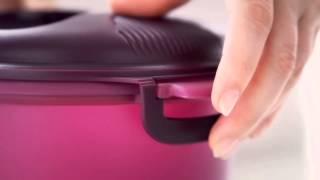 Рисоварка Tupperware(Идеально приготовленная порция риса за 7 минут? Легко!, 2013-06-11T05:54:11.000Z)