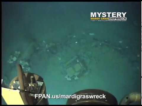 Mardi Gras Shipwreck Project – Mosaic 02