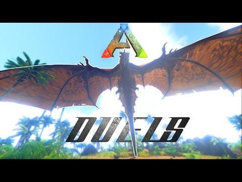 TÁMADÁS! - ARK:Survival Evolved War :Dragon vs Human #1