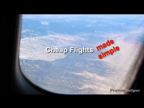 HOT! How To Get Cheap Airfare Using Google Flights