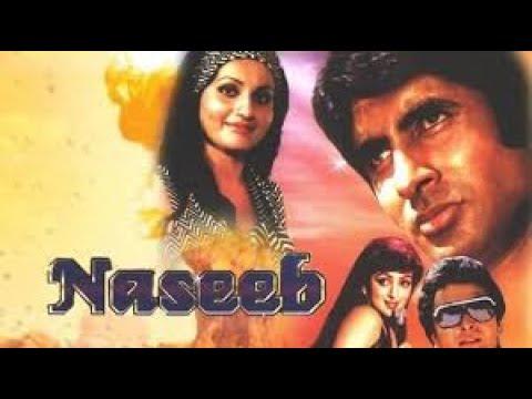 Download Naseeb 1981 Full Movie unknown facts and story   Amitabh Bachchan   Rishi Kapoor   Hema Malini
