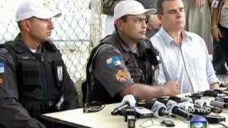 'Cumpri o meu dever', diz sargento que baleou atirador no RJ