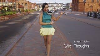 Wild Thoughts (DJ Khaled, Rihanna, Bryson Tiller) Violin Cover Agnes Violin