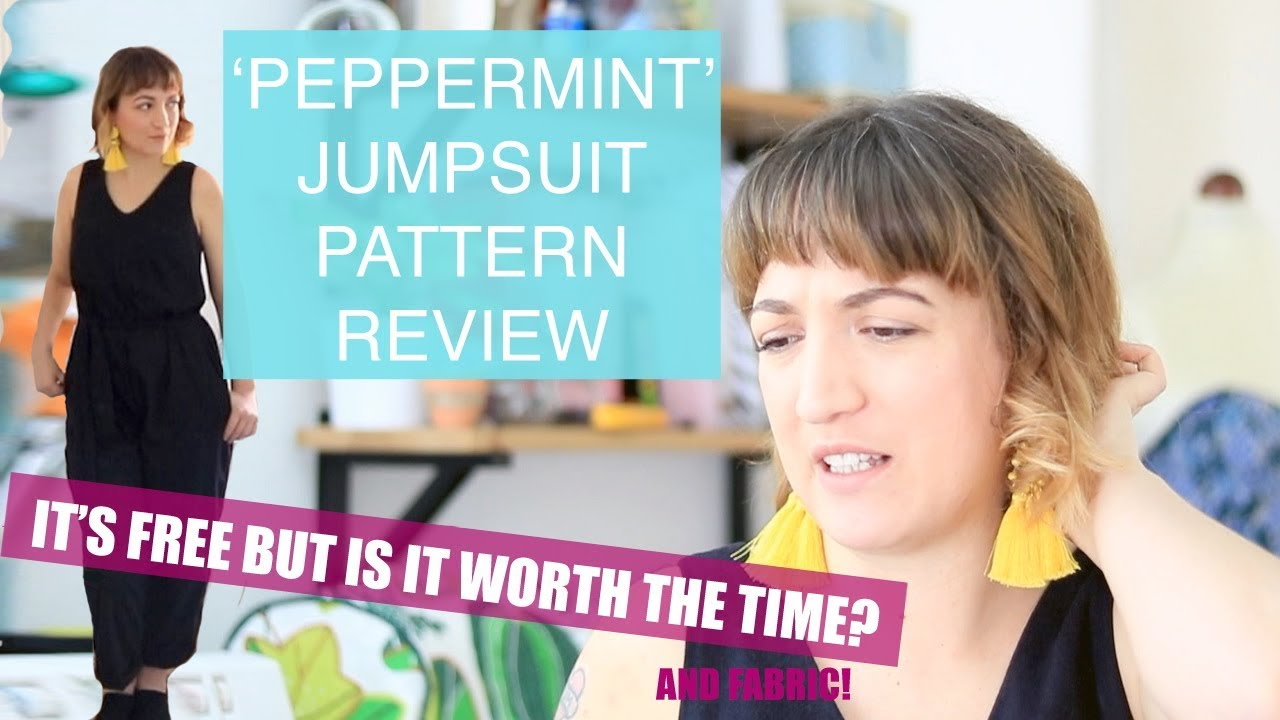 b704eacf96c In The Folds  Peppermint Jumpsuit  Pattern Review