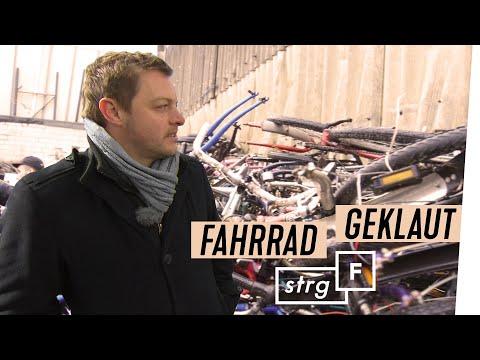 Dieben auf der Spur – Wo landen unsere geklauten Fahrräder? | STRG_F