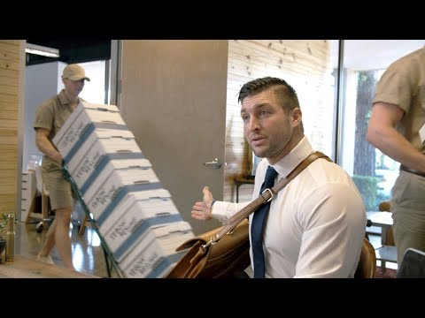 Tim Tebow: Pro-Intern | Mizzen+Main
