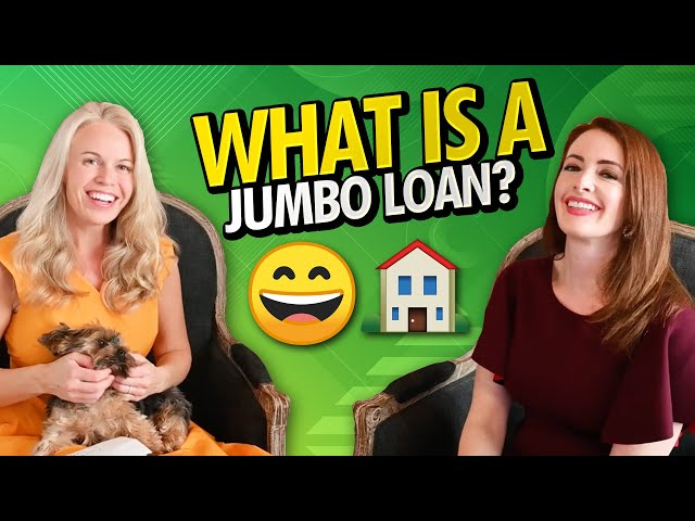 What Is A Jumbo Loan? Jumbo Loans Explained and How To Get Lower Interest Rates On Jumbo Mortgages 👍