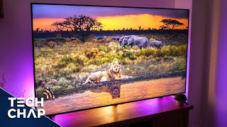LG NanoCell 8K TV Review - Is 8K Worth the Upgrade? | The Tech Chap