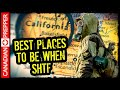 The Best Places To be When SHTF: Strategic Relocation