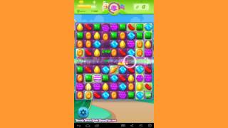 Candy Crush Jelly Saga Level 8