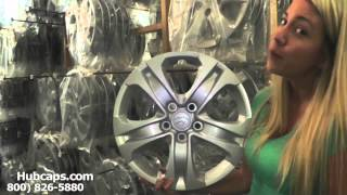 Automotive Videos: Hyundai Tucson Hub Caps, Center Caps & Wheel Covers