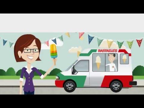 Ice Cream Van Hire in Swindon - Raffaele's Ice Cream | Mobile Services #07788880747