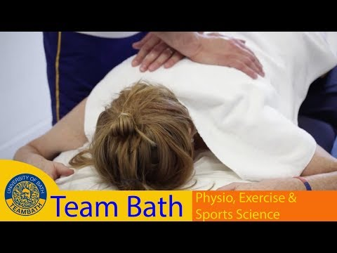Sports Massage and Soft Tissue Therapy at Team Bath
