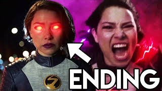 REVERSE NORA Ending Explained & Negative Speedforce REVEAL! - The Flash 5x19 Review