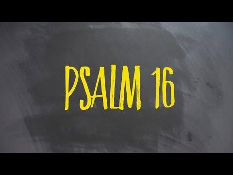 PLASTER MIODU. Psalm 16: Nie Bój Się!