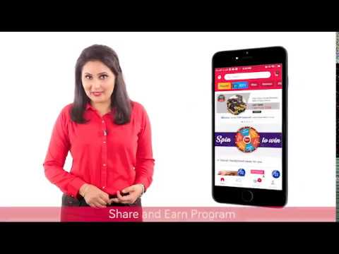 Earn Money Sitting At Home With Snapdeal's Share And Earn