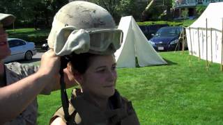 Marine Basic Infantry Gear in 1 Minute!