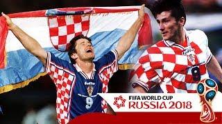 Huyền thoại World Cup | Davor Suker