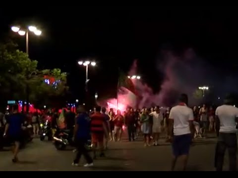 LIVE: Live in Paris after Euro 2016 hosts France defeated by Portugal in final