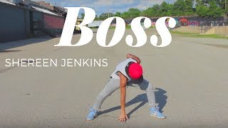 Trey Songz- Boss Official Dance Cover || @shereenjenkins