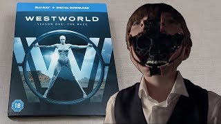 Westworld Season 1: The Maze Limited Edition Blu-Ray Boxset Review