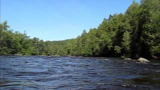 Whirlpool Rapids on the Wisconsin River (2013)