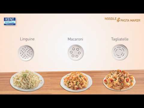 Noodles and Pasta Maker For Home: Eat Healthy & Fresh | Kent