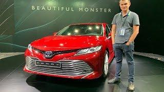 Chi tiết Toyota Camry 2019 bản 2.5Q - Nhiều trang bị mới, hệ truyền động không mới | Xe.tinhte.vn