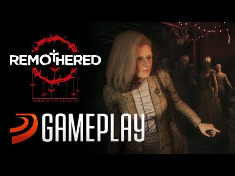 Remothered: Tormented Fathers - Gameplay Comentado