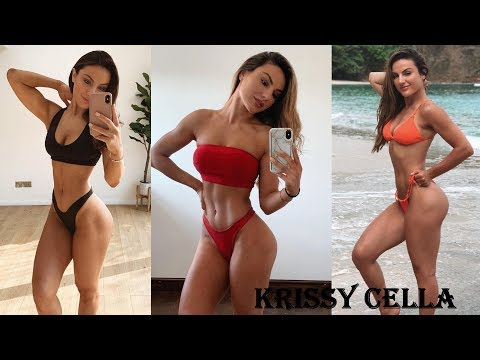 Krissy Cella Fitness Motivation | Sexy Fitness