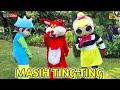 SAYA MASIH TING TING | Badut Joget Tiktok