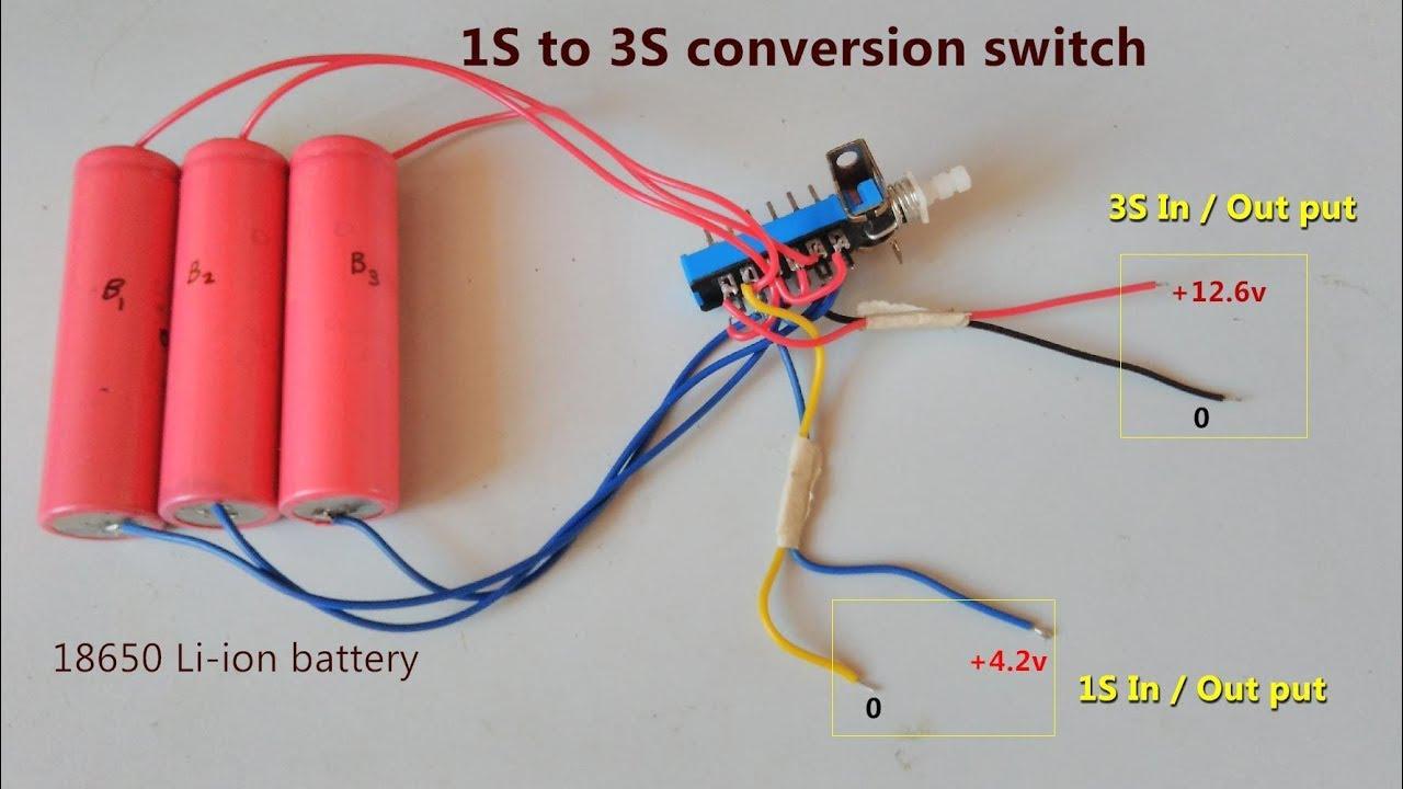 BMS 1S 3A Li-Ion LiPo Battery 18650 Charger Protection Board 4.2V no balance
