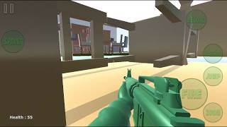 Army Men FPS 2 - Android Gameplay