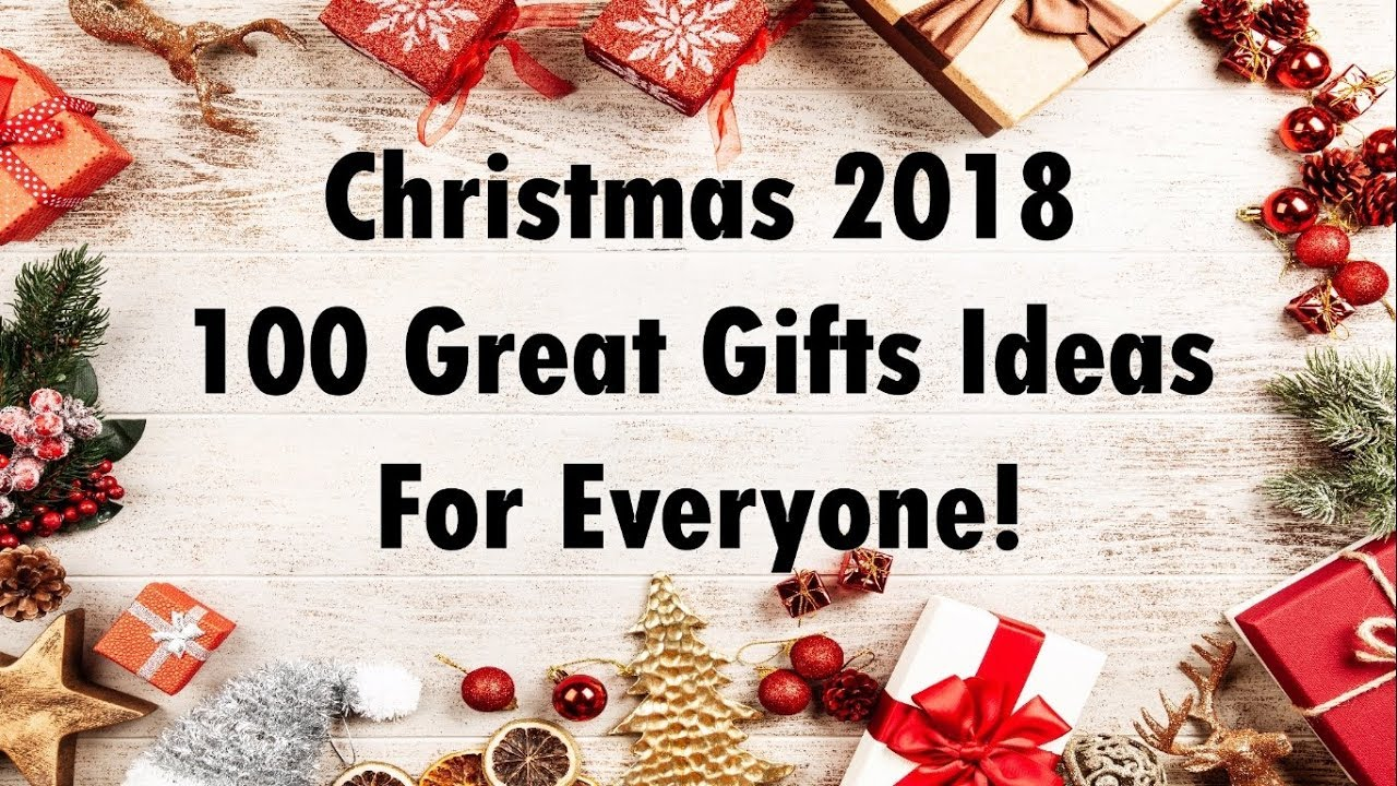 100 great christmas gifts ideas for the whole family friends loved ones for all ages and prices