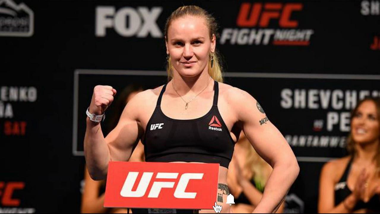 Valentina Shevchenko will fight Lauren Murphy at UFC 266