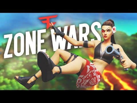 FORTNITE ZONE WARS WITH THE FAZE HOUSE!