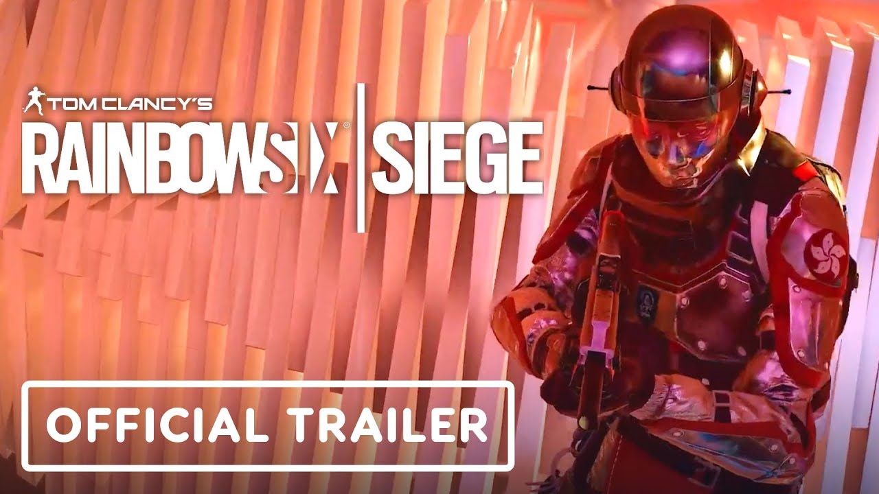 Rainbow Six Siege - Official Mute Protocol Event Trailer - IGN