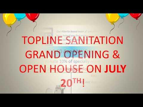 Topline Sanitation Open House 2018