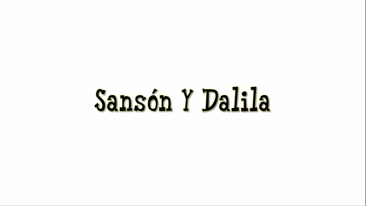 Sansón Y Dalila | Historias de la Biblia para Niños de 3 a 5 Años ...