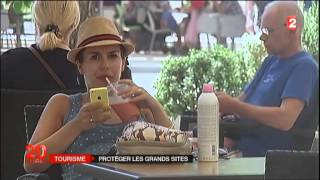 Reportage France 2 - Protéger les Grands Sites Touristiques