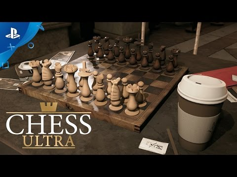 Chess Ultra – Announcement Trailer | PS4 Pro, PSVR