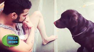 Karan Patel aka Raman's Love For His DOG