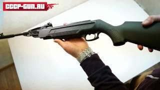 Пневматическая винтовка МР 512 С 01, Ижевск, Байкал (Видео-Обзор)