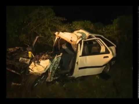 Accidente del tránsito deja un saldo de seis fallecidos en Villa Clara