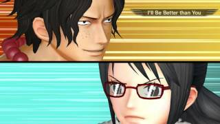 One Piece Pirate Warriors 3 - Nightmare DLC - All