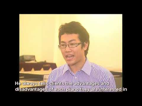 Pianonet on Hanoi television