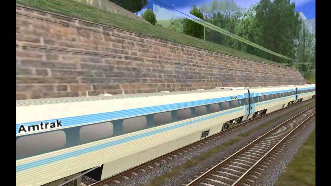 100+ Amtrak Trainz Railroad Simulator 2006 HD Wallpapers – My Sweet Home